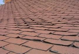 If You Can See Shingles On Your Roof That Are Curling Or The Surface Is  Cracked, Then They Have Reached The End Of Their Life. The Sun Has Slowly  Broken ...
