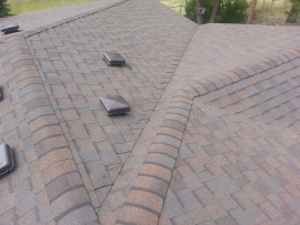 Spokane Re Roof With Lots Of Water Damage New Heights